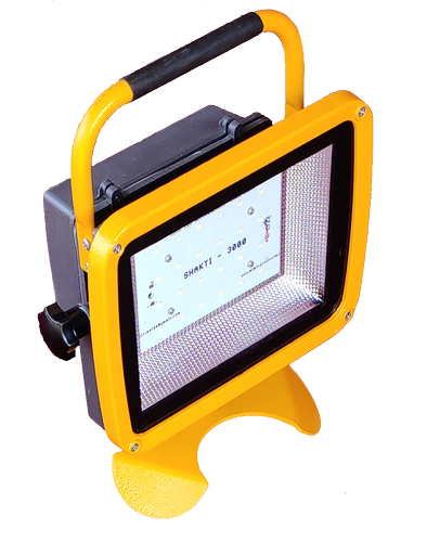 mimic led flood light